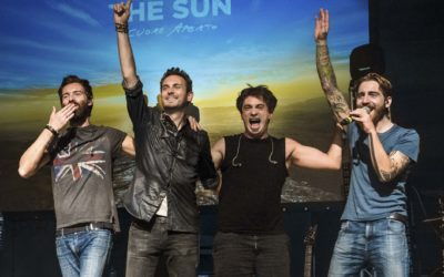 "Serata di dialogo e musica con la rock band ""The Sun"""